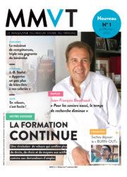 Le Magazine du Mieux Vivre au Travail n°1
